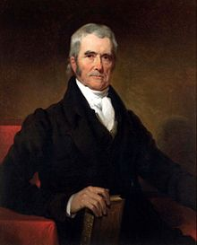 John Marshall – Continental Army Officer – Virginia