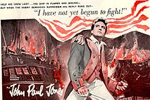 John Paul Jones Film Poster