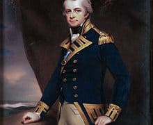 John Willett Payne of the British Royal Navy