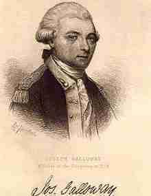 Joseph Galloway – Loyalist