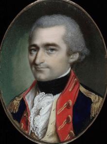 Josiah Parker – Continental Army Officer – Virginia