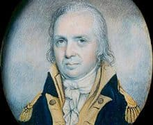 Josiah Harmar – Continental Army Officer – Pennsylvania