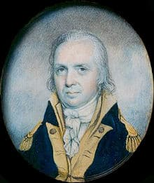 Josiah Harmar – Continental Army Officer – Pennsylvania