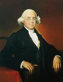 James Wilson – Continental Congressman – Pennsylvania