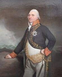 Jan Hendrik van Kinsbergen – Dutch Military Officer