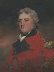 Hildebrand Oakes – British Military Personnel