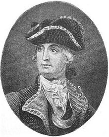 Robert Howe – Continental Army Officer – North Carolina