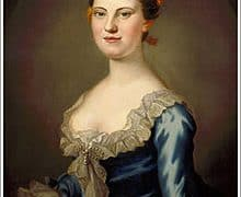 Mary Willing Byrd – Women in the American Revolution