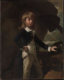 Augustus Brine of the British Royal Navy