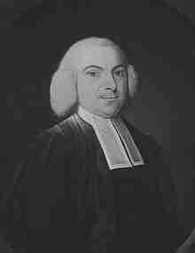 Naphtali Daggett – Clergy