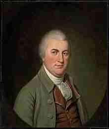 Nathaniel Gorham – Continental Congressman – Massachusetts
