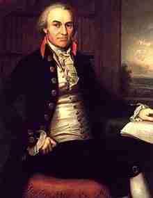 Oliver Ellsworth – Continental Congressman – Connecticut