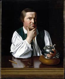 Paul Revere – Spies