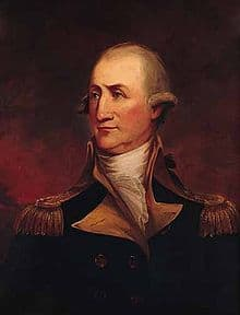 Peter Muhlenberg – Continental Army Officer – Virginia