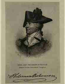 Philemon Dickinson – American Militia General