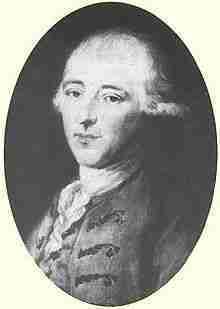 Pierce Butler – Continental Congressman – South Carolina