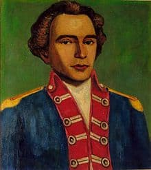 William Crawford – Continental Army Officer – Virginia