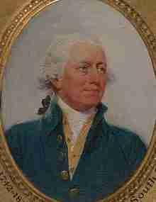 Ralph Izard – Continental Congressman – South Carolina