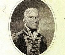 George Murray of the British Royal Navy