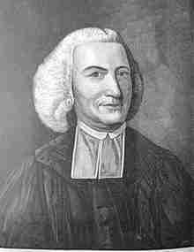 Samuel Cooper – Clergy