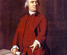 Samuel Adams – Continental Congressman – Massachusetts