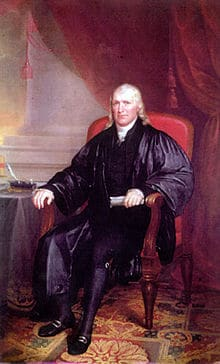Samuel Chase – Continental Congressman – Maryland
