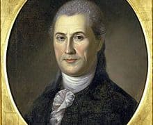 Samuel Huntington – Continental Congressman – Connecticut