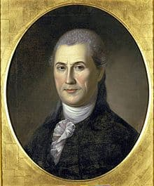 Samuel Huntington – Continental Congressman – Connecticut