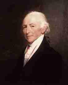 Samuel Allyne Otis – Continental Congressman – Massachusetts