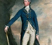 George Montagu of the British Royal Navy