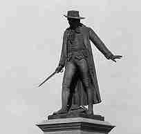 William Prescott – Continental Army Officer – Massachusetts