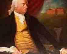 Stephen Hopkins – Continental Congressman – Rhode Island