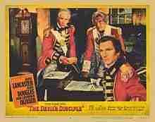 The Devil's Disciple 1959 Film