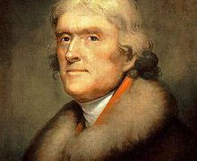 Thomas Jefferson – Continental Congressman – Virginia