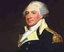 Thomas Mifflin – Continental Army Officer – Pennsylvania