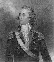Thomas Pinckney – Continental Army Officer – South Carolina