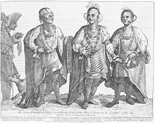 Three Cherokee
