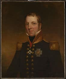 Edward Foote of the British Royal Navy