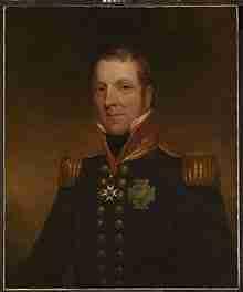 Edward Foote of the British Royal Navy