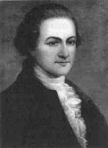 John Vining – Continental Congressman – Delaware