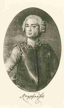 Wilhelm von Knyphausen – German Military Personnel