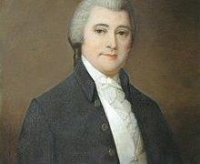 William Blount – Continental Congressman – North Carolina