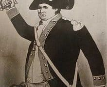 William Darke – Continental Army Officer – Virginia