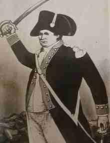 William Darke – Continental Army Officer – Virginia