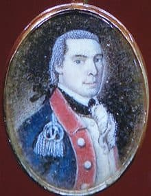 William Colfax – Continental Army Officer - Connecticut