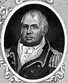 William Heath – Continental Army Officer – Massachusetts