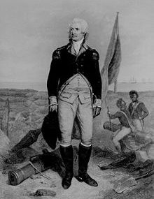 William Moultrie – Continental Army Officer – South Carolina
