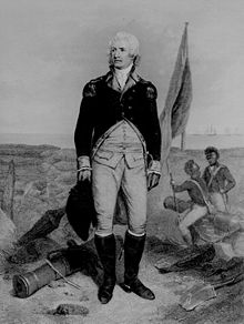 William Moultrie – Continental Army General