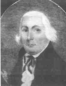 William Overton Callis – Continental Army Officer – Virginia