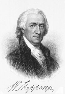 William Shippen, Jr. – Continental Army Staff Officer